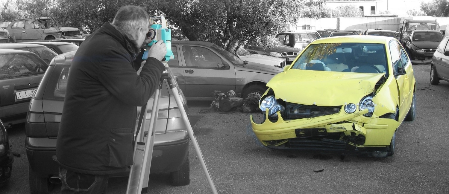 What Traffic collision reconstruction mean?   Accident Reconstruction