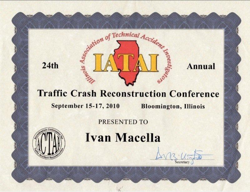 Conferenza IATAI 2010