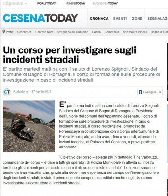 Ivan Macella cesena today