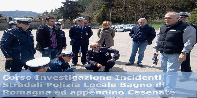 Corso investigazione incidenti stradali polizia locale