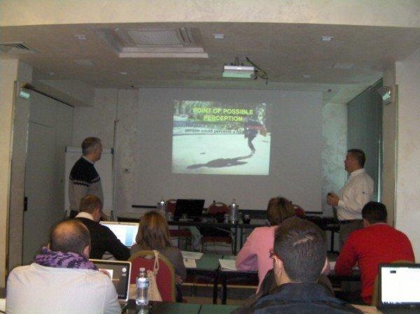 Ivan Macella e Greg Sullenberger
