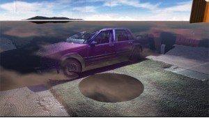Rilievo laser scanner scena del crimine
