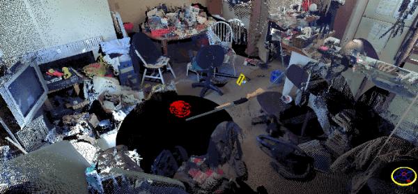 Ricostruzione scena del crimine 3D