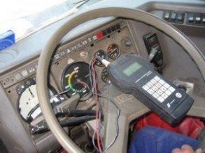 Esame cronotachigrafo camion