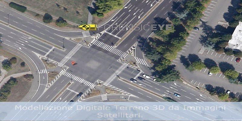 3D da immagini satellitari