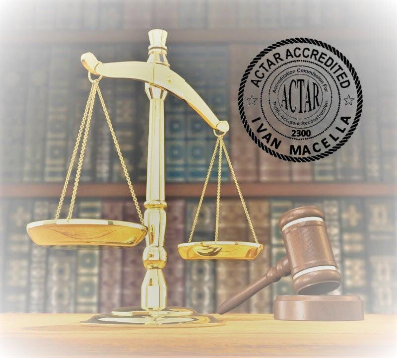 Consulenza giudiziaria Ricostruzione Incidenti Stradali