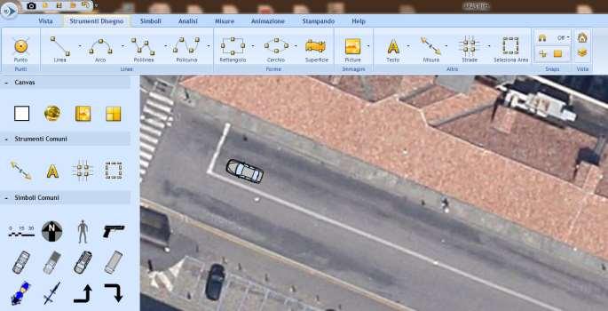 Importa da google map a
