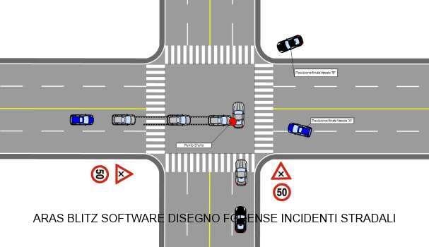 programma Disegno Incidente stradale