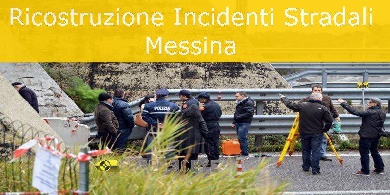 Ricostruzioni Incidenti Stradali Messina