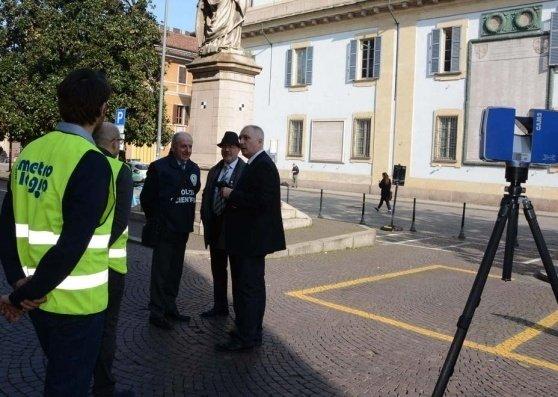 Dott. Mario Andrigo ed Ivan Macella