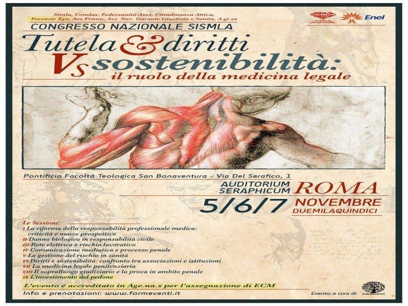 Investimento del Pedone _Ivan Macella_ Congresso Medicina Legale SISMLA