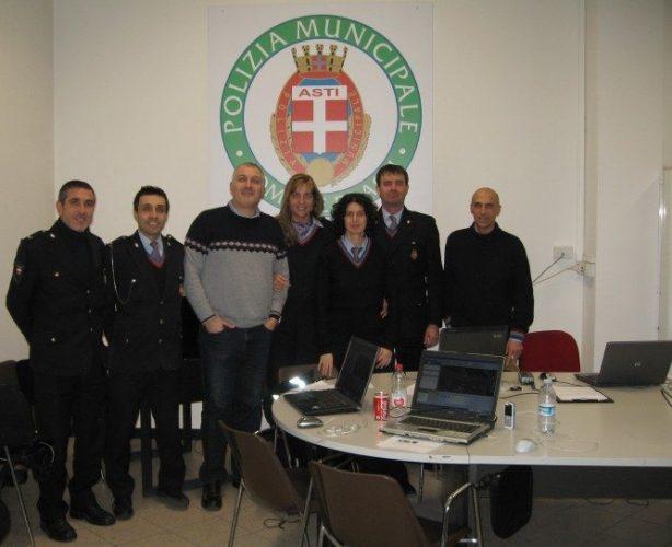 Corso Formazione Polizia Asti